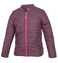 Meru Woodburn - giacca isolante trekking - bambina, Violet