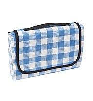 Meru Woodstock Picnic Blanket - Coperte da pic nic, Blue Checked
