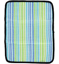 Meru Woodstock Seat pads, Blue Striped