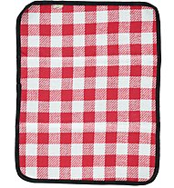 Meru Woodstock Seat pads, Red Checked