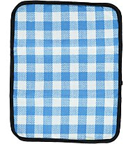 Meru Woodstock Seat pads, Blue Checked
