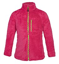Meru Yakima - Fleecejacke Bergsport - Kinder, Pink