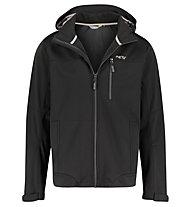Meru Ystad Softshell - giacca softshell - uomo, Black
