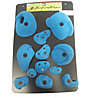 Metolius Blue Ribbon Bouldering Set - Klettergriffe-Set, Blue