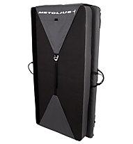 Metolius Magnum - Crashpad, Black/Grey