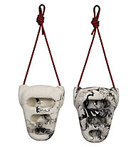Metolius Rock Rings 3D - Trainingsgerät, Black/White swirl