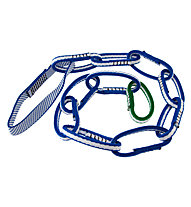 Metolius Ultimate Daisy Chain - fettuccia, Blue/Green / 114 cm