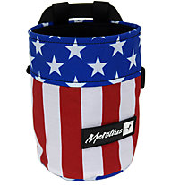 Metolius Uncle Sam - Magnesiumbeutel, Star&Stripes
