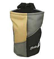 Metolius Yosemite Jester - chalk bag, Beige/Grey/Black
