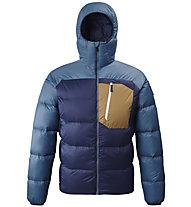 Millet 8 Seven Down Jacket - Daunenjacke - Herren, Blue/Brown
