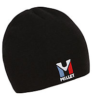 Millet Active Wool - berretto, Black