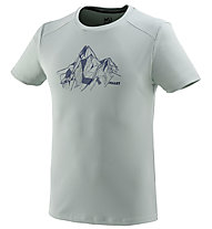 Millet Alpi Summit Ts - T-shirt - uomo, Grey