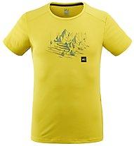 Millet Black Mountain - T-shirt alpinismo - uomo, Yellow