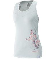 Millet Boren - T-Shirt Bergsport - Damen, Grey