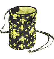 Millet Chalk Bag - portamagnesite, Yellow