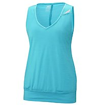 Millet Cloud Peak Wool - Wandertop - Damen, Blue