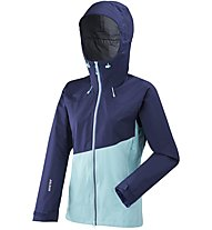 Millet Elevation GTX Active - GORE-TEX-Jacke mit Kapuze - Damen, Light Blue/Blue