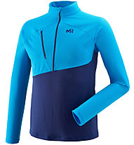Millet Elevation - Fleecepullover Bergsport - Herren, Light Blue/Blue
