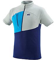 Millet Elevation - T-shirt - uomo, Grey/Blue