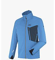 Millet Grepon WDS Light Jacke, Electric Blue/Majolica Blue