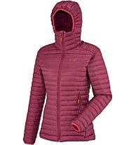 Millet Heel Lift Hoodie Giacca in piuma donna, Pink