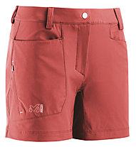 Millet Huron Stretch - pantaloni corti - donna, Pink
