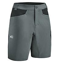 Millet Huron Stretch - pantaloni corti trekking - uomo, Grey