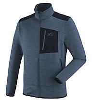 Millet Ieniessei - giacca in pile - uomo, Dark Blue