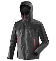 Millet Jungfrau GTX - giacca hardshell - uomo, Black