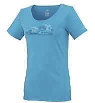 Millet Katmandou T-Shirt Damen, Horizon Blue