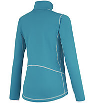 Millet Tech Stretch Top Maglia a maniche lunghe donna, Deep Horizon