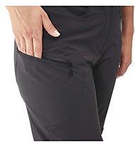 Millet LD Trekker Stretch Zip Off Pant Damen Wander- und Trekkinghose lang, Black