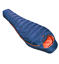 Millet Light Down -5° - Daunenschlafsack, Blue/Orange