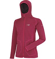 Millet Lite Iceland - giacca con cappuccio trekking - donna, Red