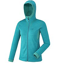 Millet Looka - giacca in pile trekking - donna, Green