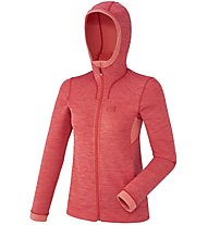 Millet Looka - giacca in pile trekking - donna, Red
