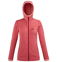 Millet Lokka - giacca in pile - donna, Red
