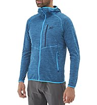 Millet Lokka - Fleecejacke mit Kapuze - Herren, Light Blue