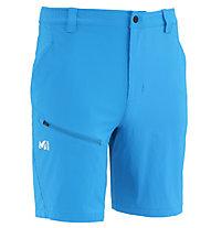 Millet LTK Activist - Pantaloni corti trekking - uomo, Blue