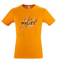 Millet LTK Fast TS SS M - maglia tecnica - uomo, Orange