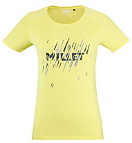 Millet LTK Fast TS SS W - T-shirt - Damen, Yellow