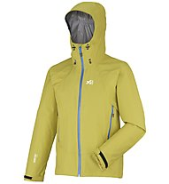 Millet LTK GORE-TEX Active - Giacca Hardshell alpinismo - uomo, Yellow