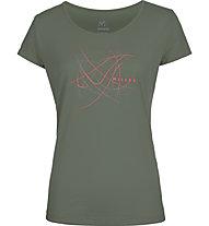 Millet Millet - T-shirt - donna, Grey