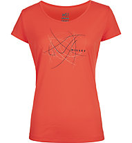 Millet Millet - T-Shirt Bergsport - Damen, Red