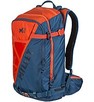 Millet Neo 30 - zaino scialpinismo, Blue/Orange