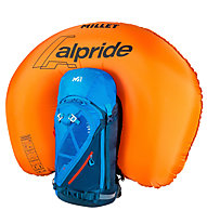 Millet Neo 40 ARS - zaino airbag antivalanga, Blue