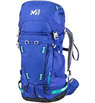Millet Peuterey 35+10 LD - zaino scialpinismo - donna, Blue