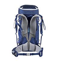 Millet Peuterey 35+10 LD - zaino scialpinismo - donna, Dark Blue