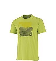 Millet Pokhara - T-shirt trekking - uomo, Green