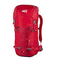 Millet Prolighter 38+10 - Alpinrucksack, Red